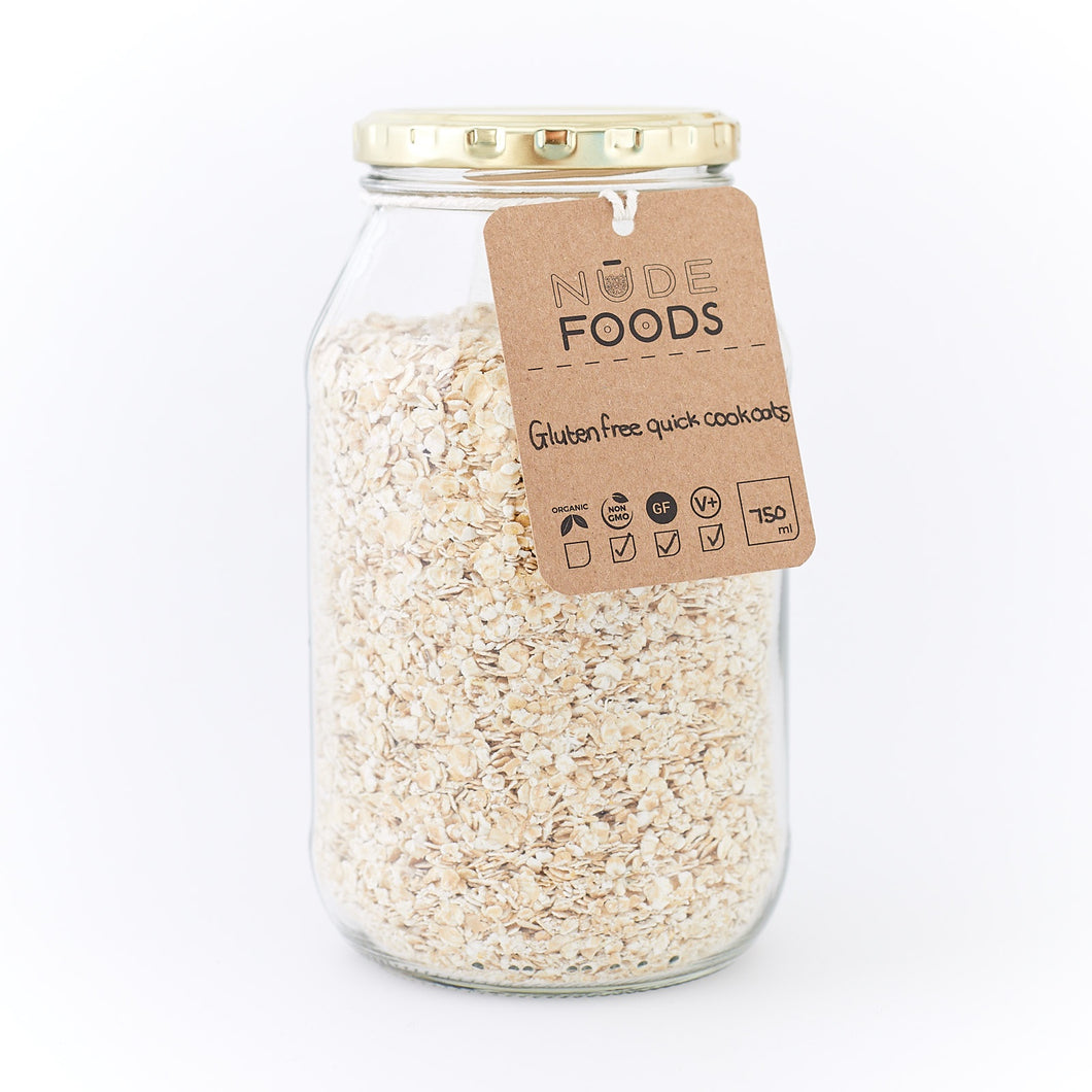 Gluten Free Quick Cook Oats 750ml