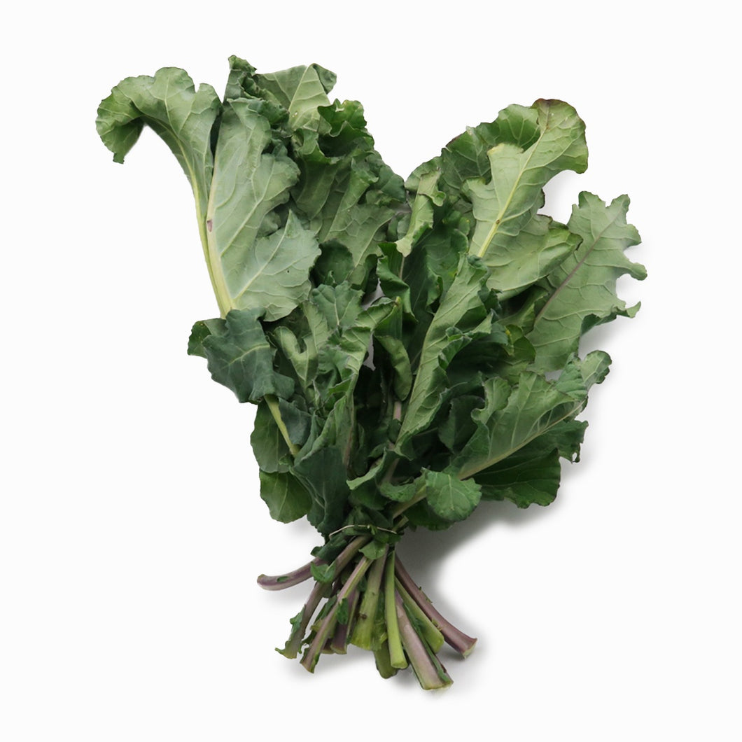 Purple-Veined Kale (Organic) 1 Bunch