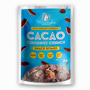 Cacao Coconut Snack Bombs 30g