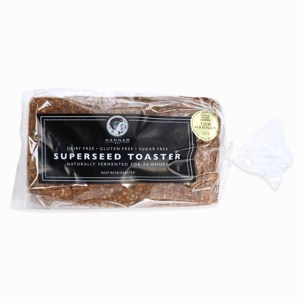 Five Seed Toaster Bread 720g