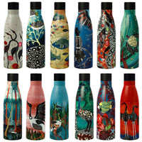 Maxwell & Williams - Melanie Hava Jugaig-Bana-Wabu Double Wall Insulated S/S Bottle 500ml