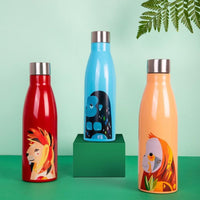 Maxwell & Williams Pete Cromer Wildlife Double Wall Insulated Bottle 500ml