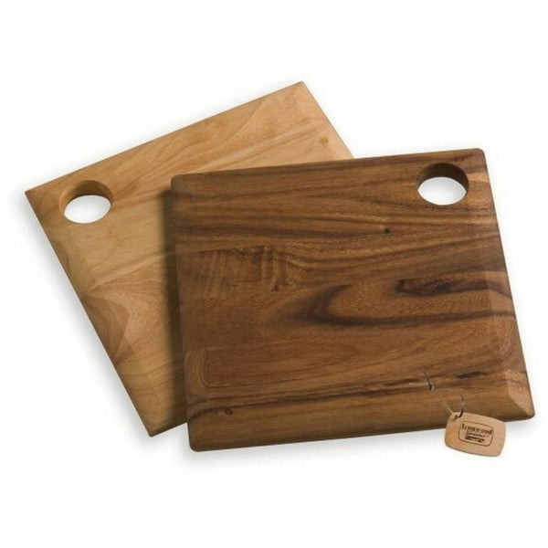 Ironwood Cutting Boards - 25cm Twin Pack