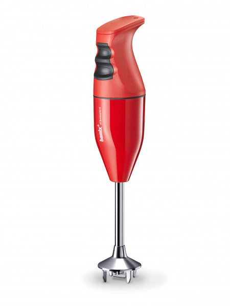 Bamix Original Classic Hand Blender 140W Red