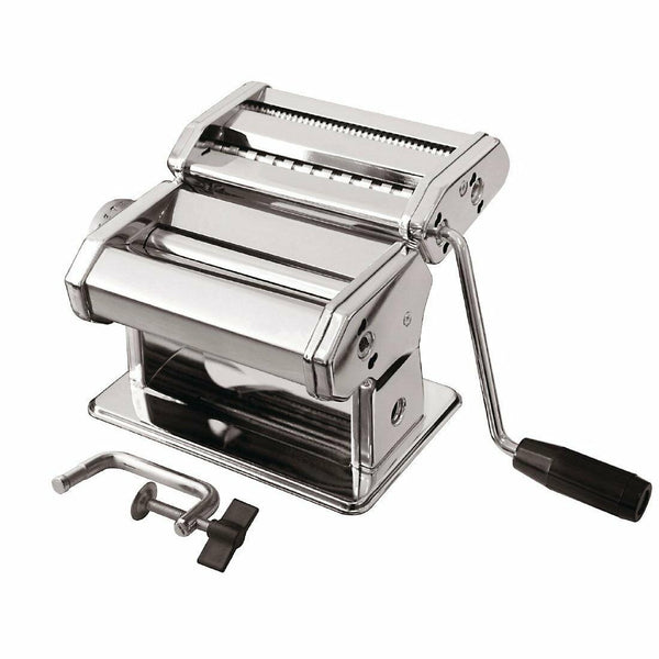 Al Dente Pasta Machine 150mm With Detachable  Cutter