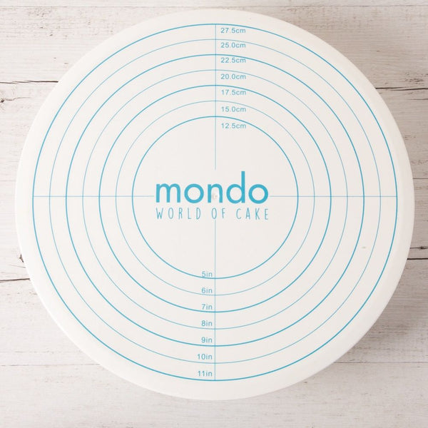Mondo Cake Decorating Turntable