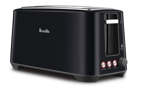 "Breville ""Lift & Look"" Plus 4 Slice Long Slot Toaster With ""A Bit More"""