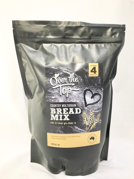 Over the Top Quality Bread Mix
