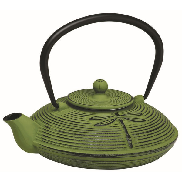 Avanti Cast Iron Teapot Dragonfly 770ml