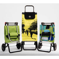 Rolser Pack Logic Folding Shopping Trolleys (Assorted Designs)