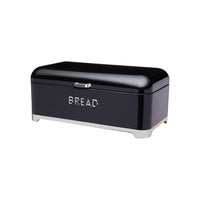 KitchenCraft Lovello Bead Bin 42x22x19cm Black