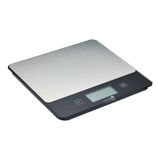 MasterCraft Electronic Duo Kitchen Scales - 5kg