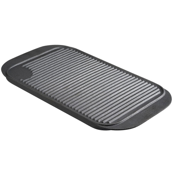 Pyrolux Pyrocast Cast Iron Rectangular Grill Tray 48 x 26cm