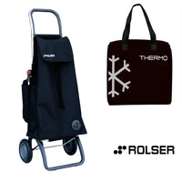 Rolser Pack Logic Thermo Shopping Trolleys