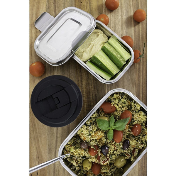 Avanti Dry Cell Airtight Lunch Boxes - Stainless Steel