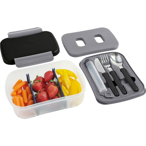 Built NY Gourmet Bento Deluxe Lunch Box - 10pc