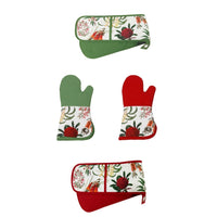 Maxwell & Williams Oven Gloves - Royal Botanics Collection