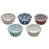 KitchenCraft Sweetly Does It Cupcake Cases - Packs of 250