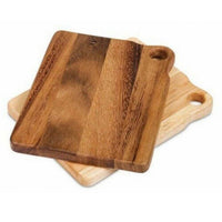 Ironwood Mini Cutting Boards - 19.5 x 15cm Twin Pack