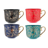 Ashdene Gilded Blooms New Bone China Collection