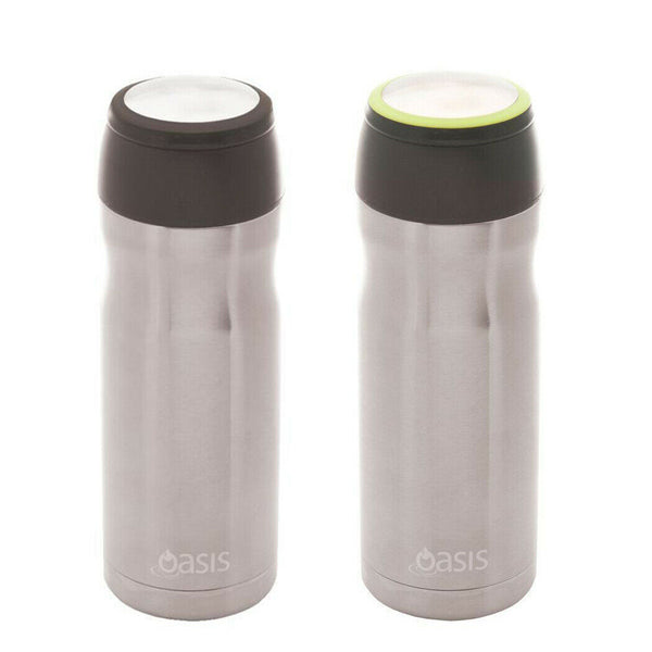 Oasis Joemo/Teamo Stainless Steel Thermal Mugs 414ml