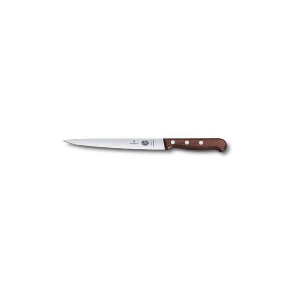 Victorinox Rosewood Filleting Knife 18cm