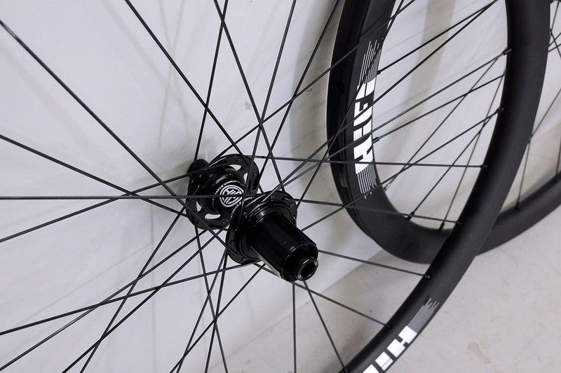 700c HiFi EP Anti-Flutter 38mm Disc Tubular wheelset