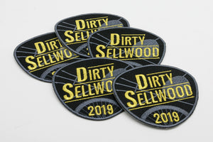 "2019 Dirty Sellwood ""eye"" Patches"