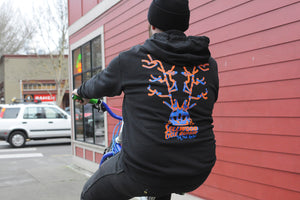 """Big Trail Hunter"" Hoodie"