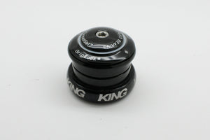 "Chris King headset (1-1/8"" upper, 1-1/4"" lower)"