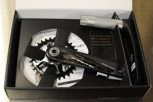 175mm FSA Afterburner crankset