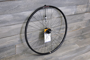 700c Velocity front tubeless disc wheel