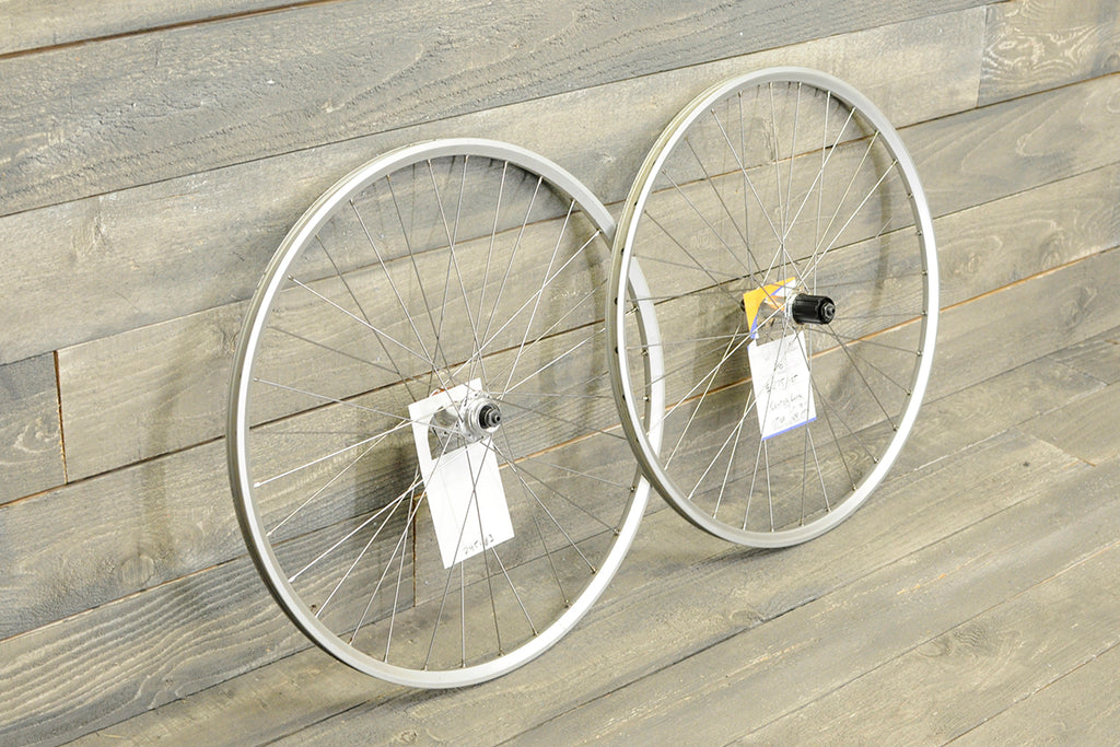 "26"" Mavic CenterLock Disc Brake Wheelset"