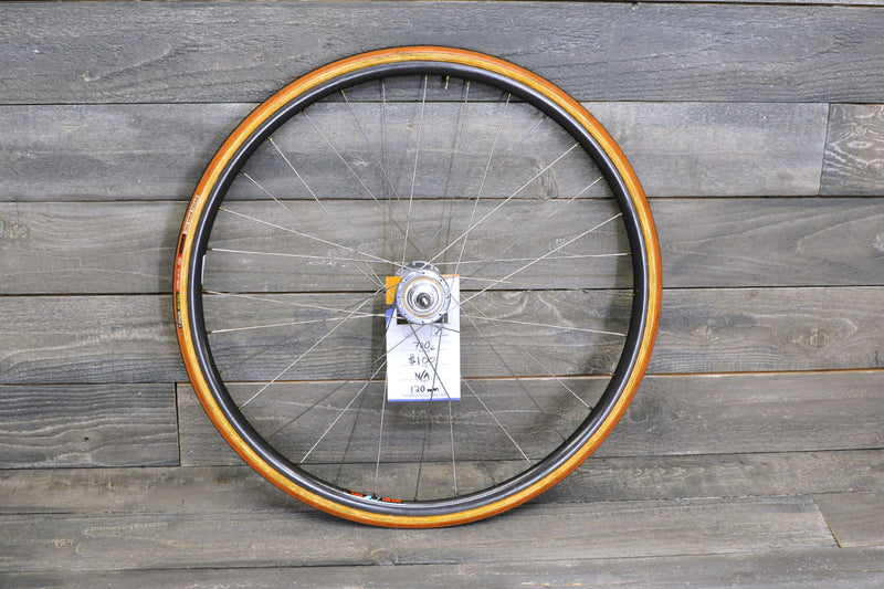 700c Sansin/Wolber Tubular Rear track wheel