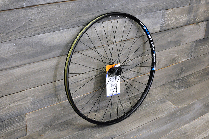 "29"" WTB/Shimano Deore Front Disc Wheel"