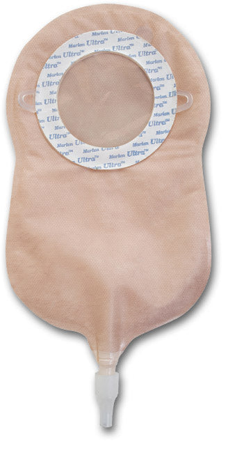 Urostomy Gemini Pouch with Comfort Cover