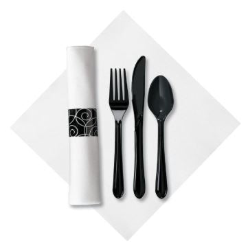 Disposable Plates & Utensils Add-On (Serves 5)