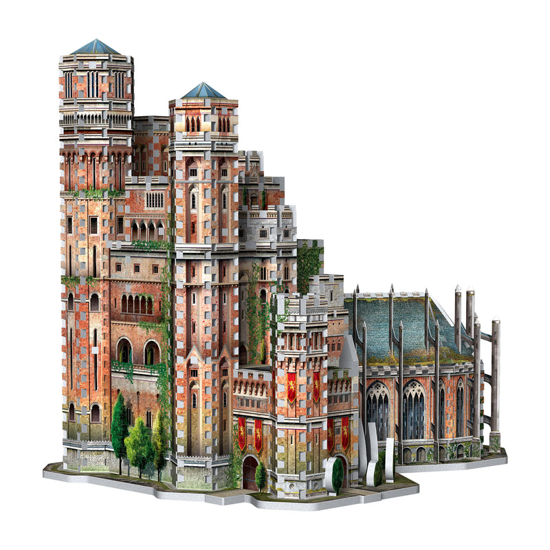 Puzzle 3D Donjon rouge Games of Thrones