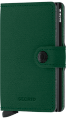 Porte-cartes miniwallet yard green secrid