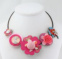 Artsy Necklace (avaialble in 2 different colours).