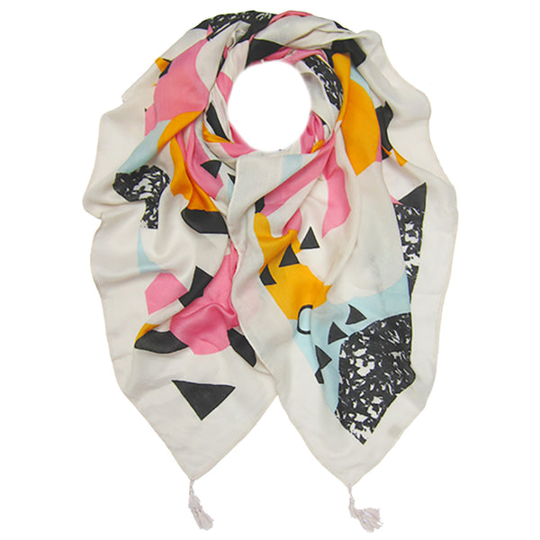 Shapes Scarf 2020
