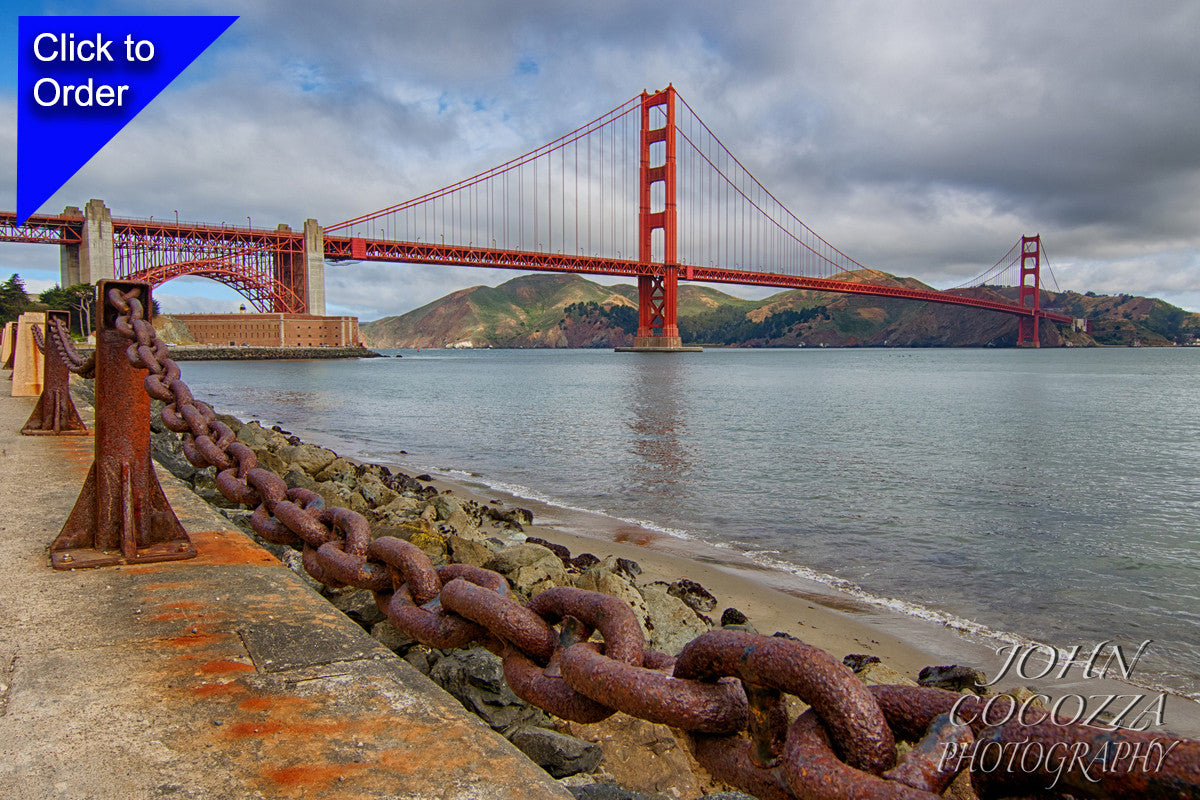 golden gate bridge san francisco photos for sale as art to decorate homes and offices