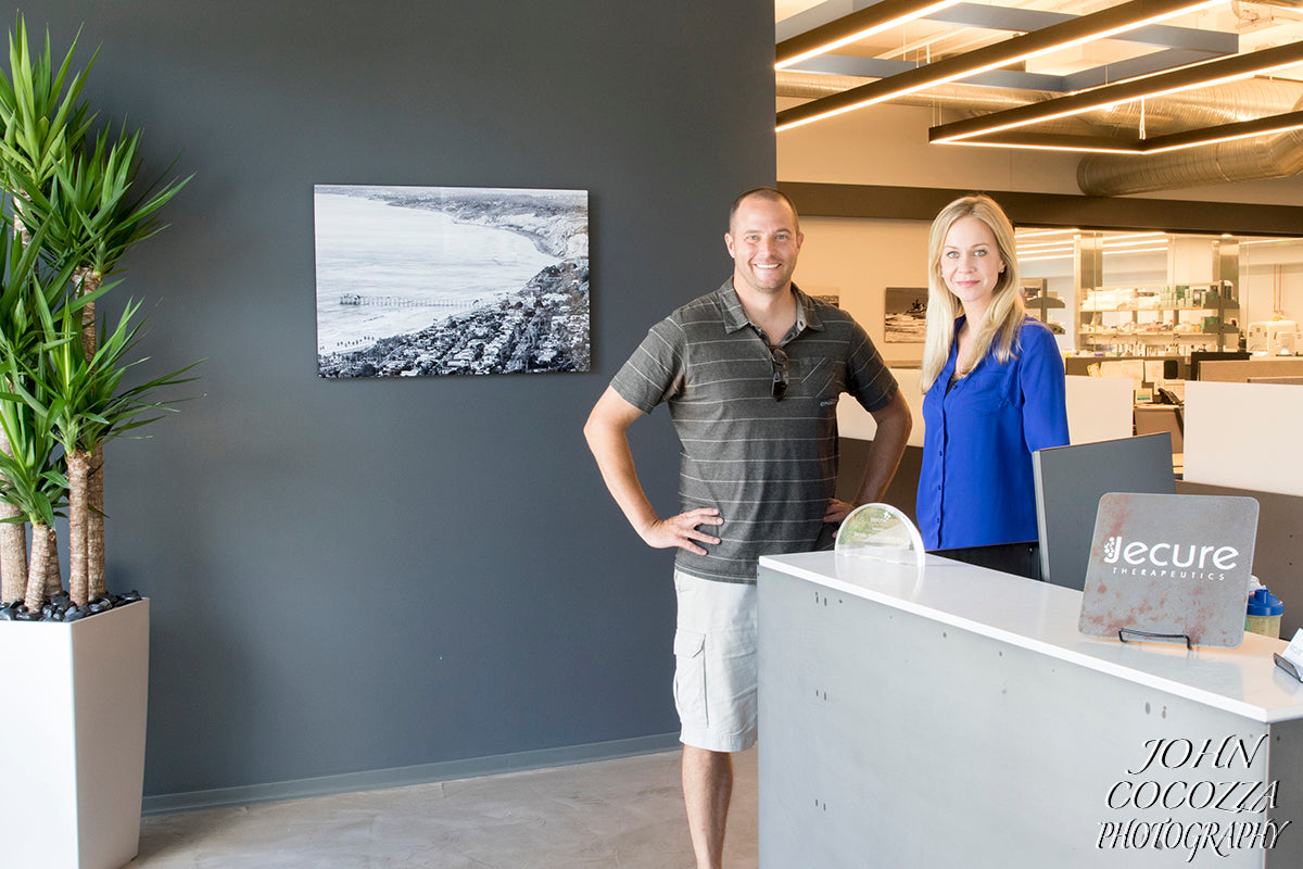 san diego landscape photography to decorate biotech offices