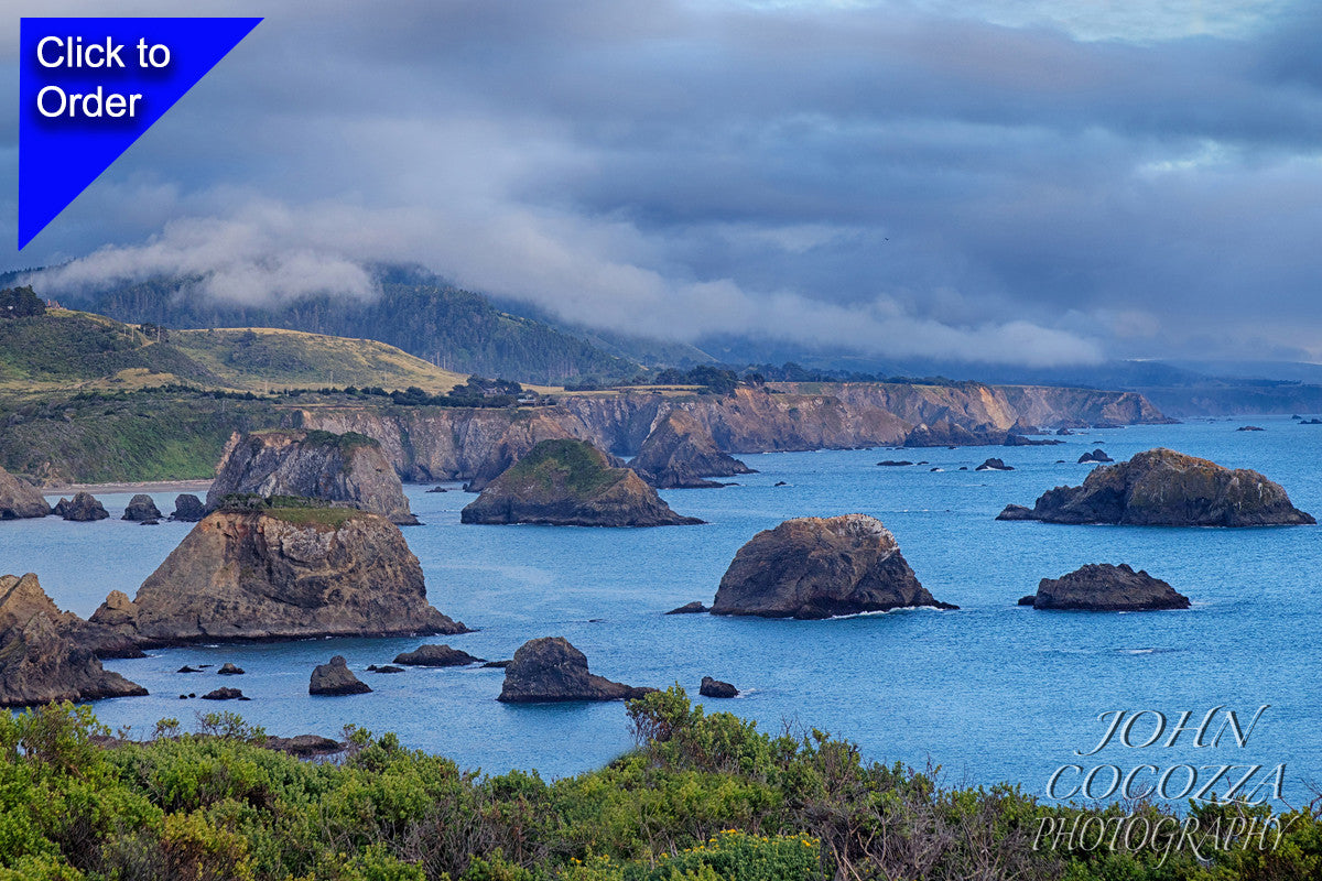mendocino county coast photos for sale as art to decorate homes and offices