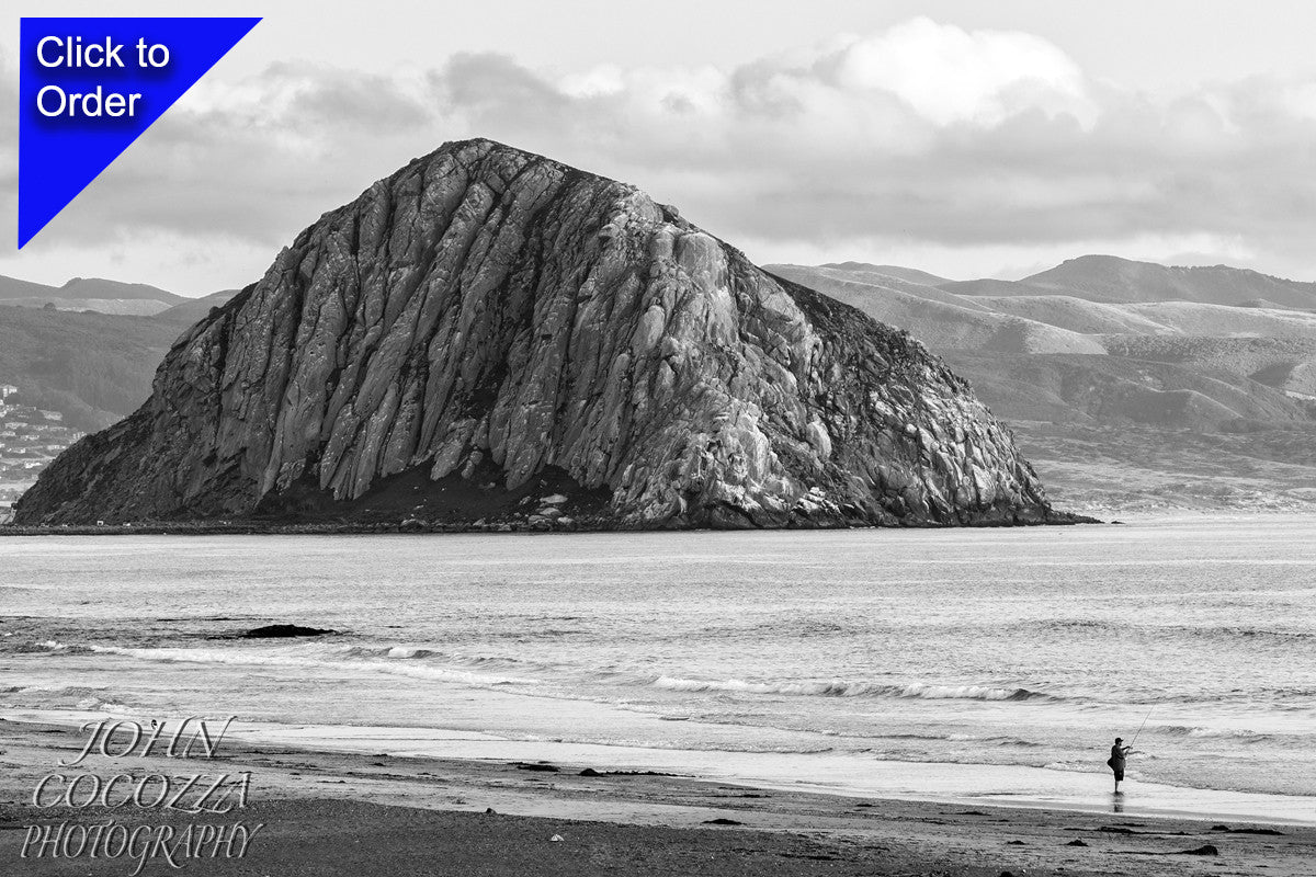 morro bay rock photos for sale as art to decorate homes and offices
