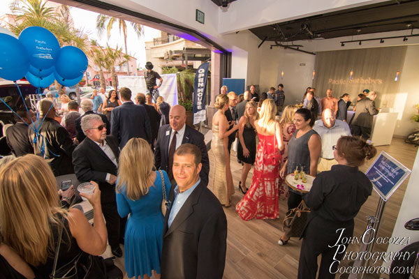 pacific sothebys la jolla grand opening party