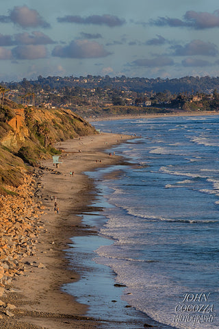 swamis beach encinitas california for sale as artwork in homes and offices