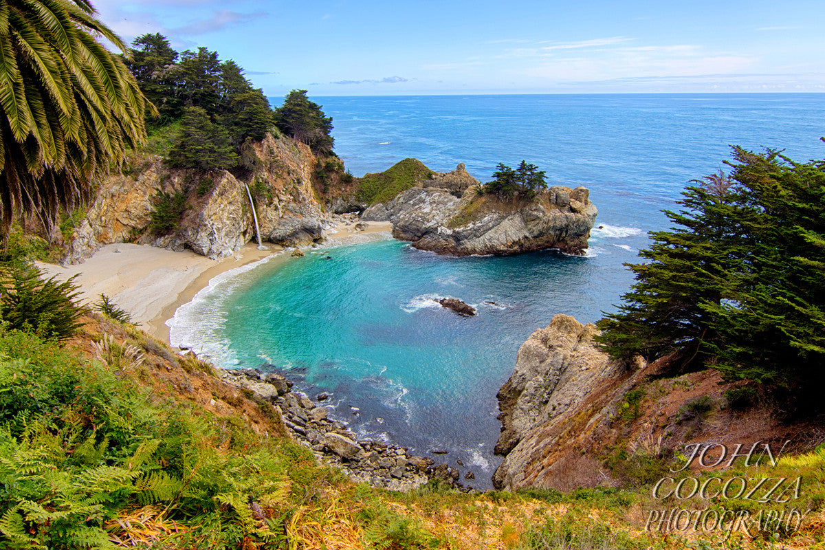 mcway falls big sur photos and prints for sale to decorate homes