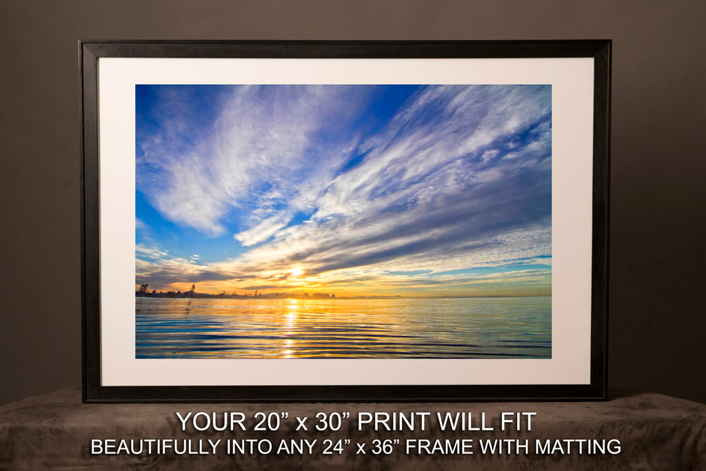 Sunrise & Sunset Print Collection - John Cocozza Photography