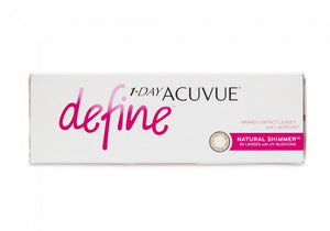 1-DAY ACCUVUE DEFINE (30 Pack)